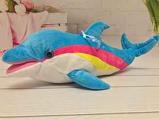 М'яка плюшева іграшка Дельфінчик 44см