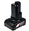 Литий-ионный аккумулятор BOSCH Professional 6,0 Ач GBA 10,8 В / 12 В, фото 4