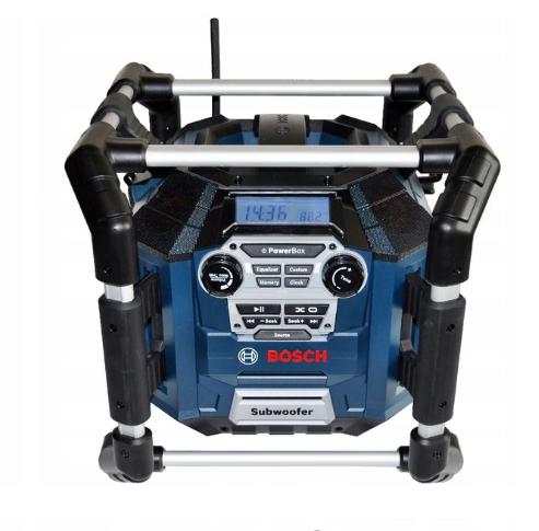 Строительное радио Bosch GML 20 PowerBox