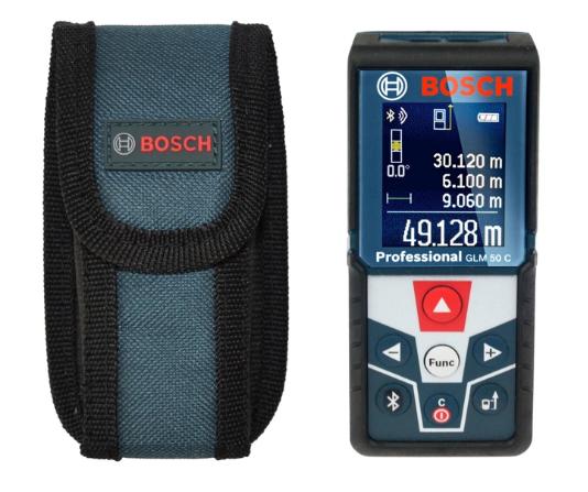 Лазерный дальномер BOSCH Professional GLM 50 C с функцией Bluetooth