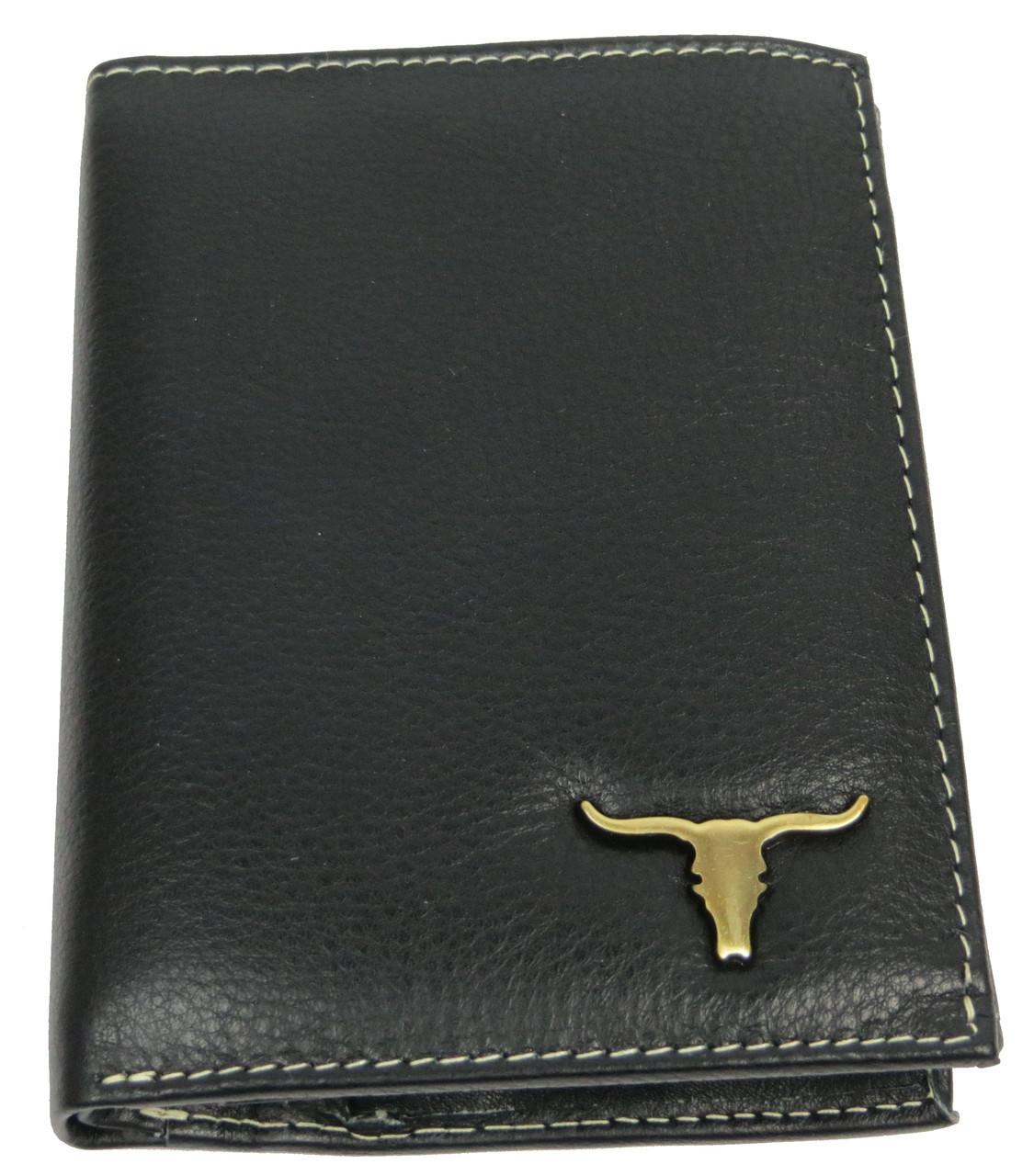 Мужское кожаное портмоне ALWAYS WILD SRM06BAW3, фото 1