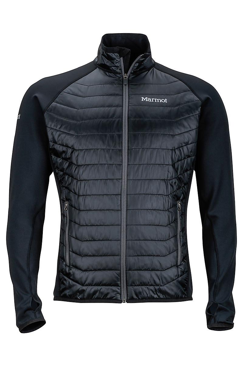 Кофта чоловіча Marmot men's Variant Black Jacket, L