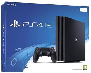 Консоль SONY PlayStation 4 Pro 1 ТB