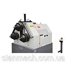 Профилегиб Cormak RBM 65 HV (Трёхроликовый гибочные станок) \ Профилегибочный станок Кормак РБМ 65 ХВ, фото 3