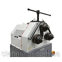 Профилегиб Cormak RBM 65 HV (Трёхроликовый гибочные станок) \ Профилегибочный станок Кормак РБМ 65 ХВ, фото 2
