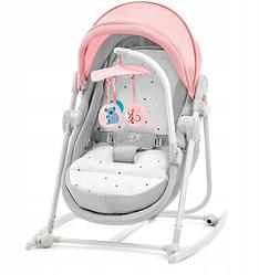 Стул  Kinderkraft UNIMO 5 в 1 (серый и розовый )