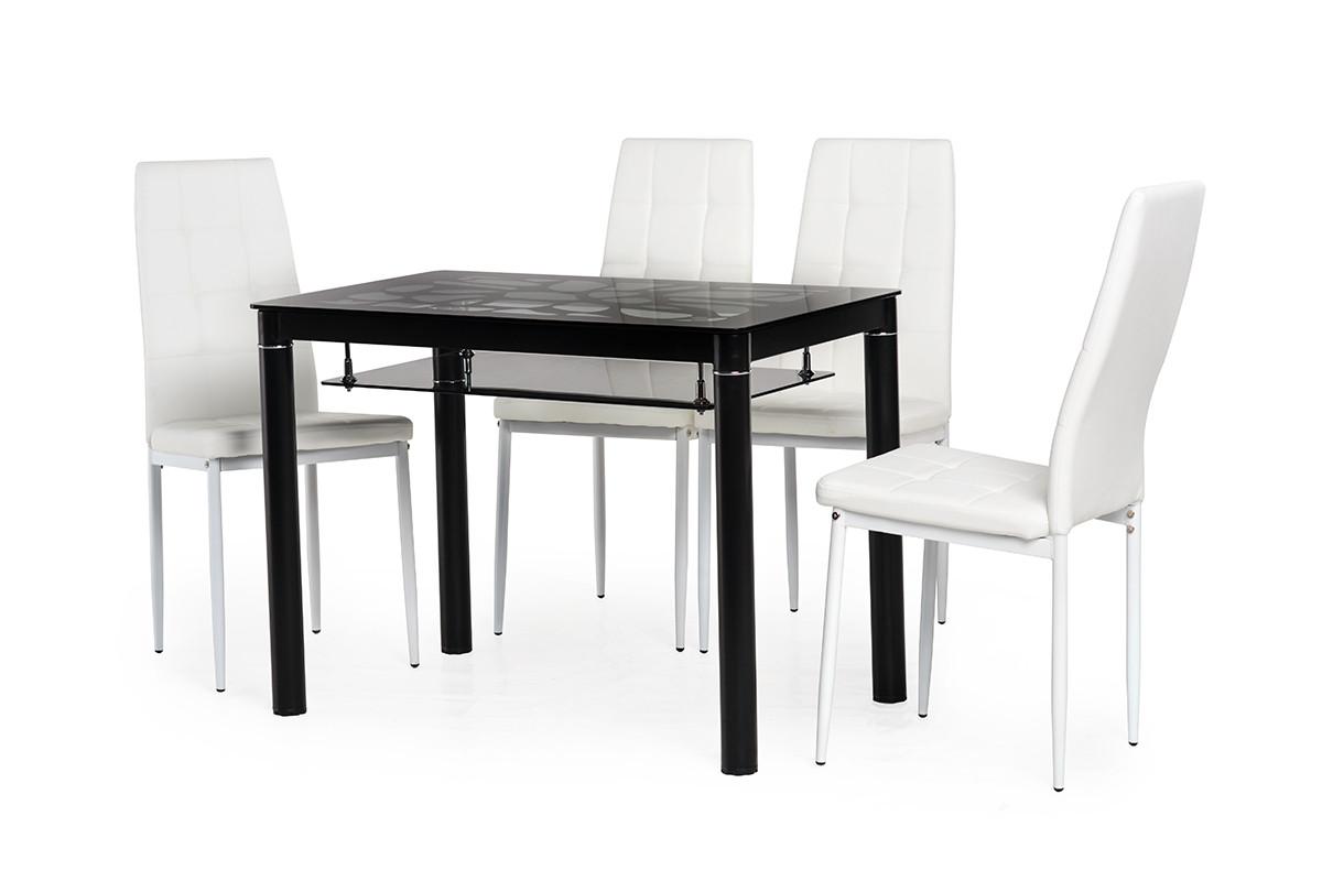 Обеденный стол Т-300-2 черный