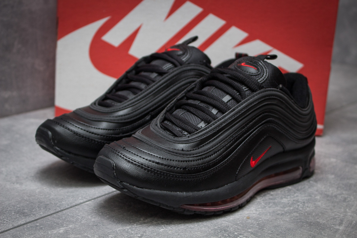 Кроссовки мужские Nike Air Max 98, черные (14172) размеры в наличии ► [  43 (последняя пара)  ]