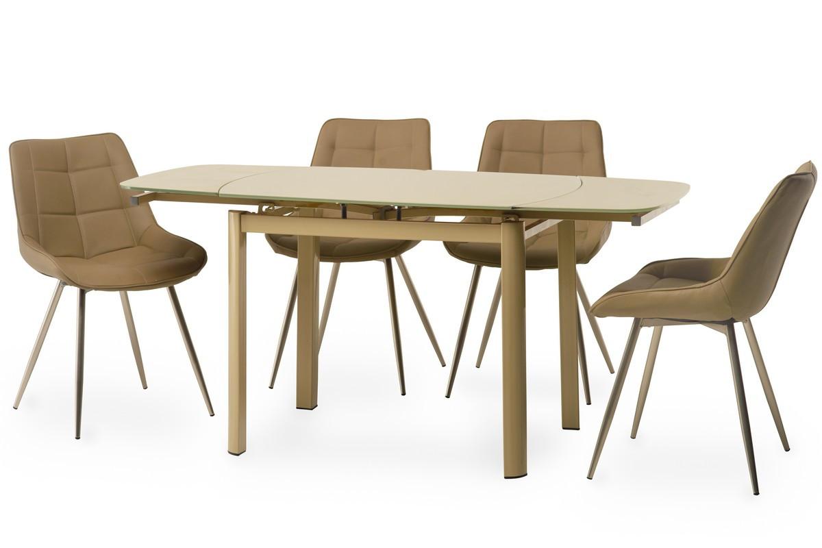 Обеденный стол Т-600-2 кофе мокко