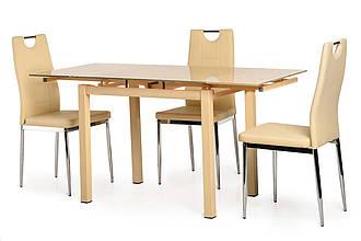 Обеденный стол T-231-8 кремовый