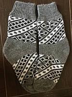 Носки из натуральной шерсти женские