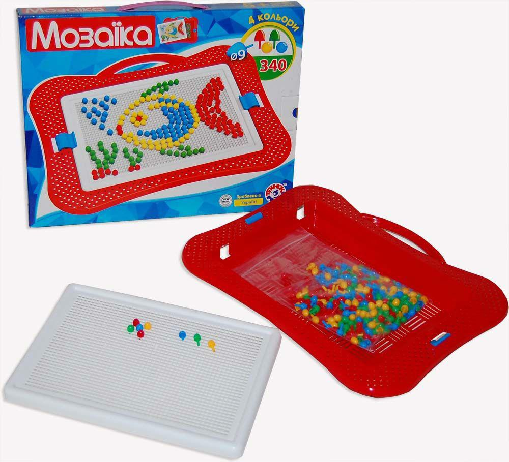 Мозаика для малышей-4