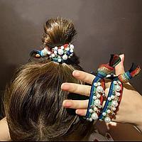 """Резинка для волос """"Pearl bubbles"""", 7 видов"""