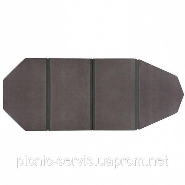 Слань-книжка К-280CT (настил + сумка) Колибри пайол гармошка, для надувной лодки ПВХ