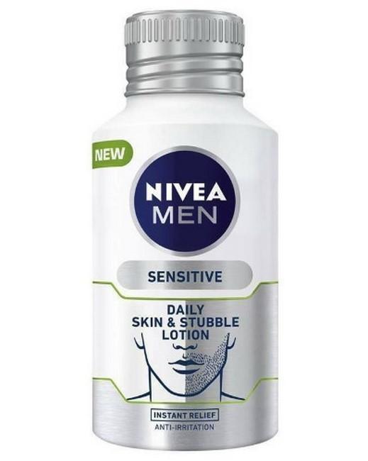 Універсальний бальзам Nivea для щетини і після гоління 125мл (9005800309590)