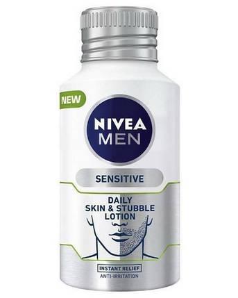 Універсальний бальзам Nivea для щетини і після гоління 125мл (9005800309590), фото 2