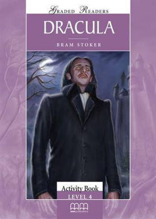 Graded Readers 4 Dracula Activity Book, фото 2