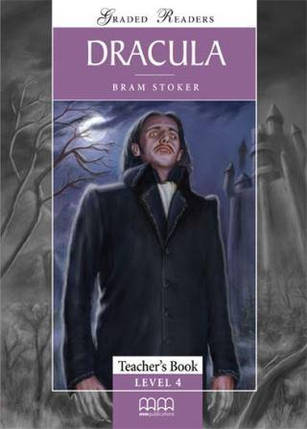 Graded Readers 4 Dracula Teacher's Book, фото 2