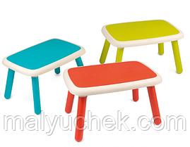 Детский садовый пластиковый столик SMOBY