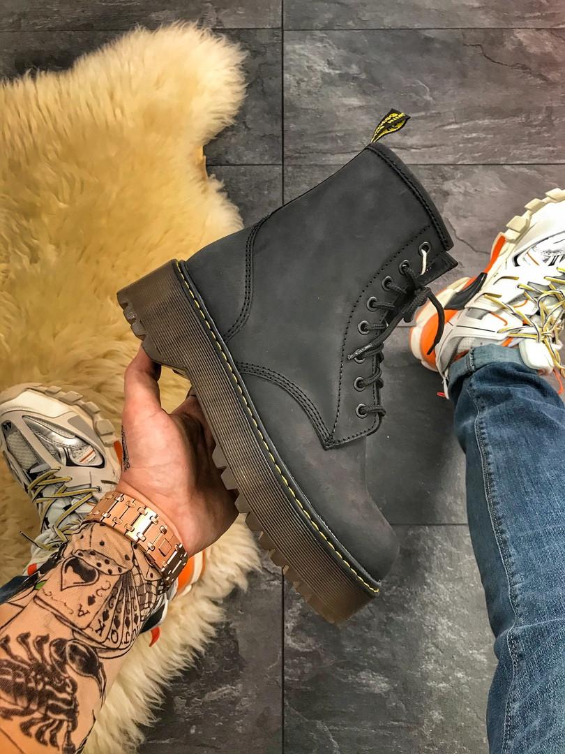 """Женские ботинки Dr.Martens Jadone """"Grey"""""""
