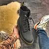 """Женские ботинки Dr.Martens Jadone """"Grey"""", фото 9"""