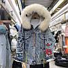 """Куртка джинсовая женская зимняя """"Fashion Jeans"""", фото 4"""