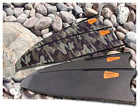 Новинка! Лопасти для ласт от производителя Leaderfins — Stereoblades WAVES Carbon и Alga