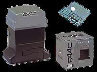 Автоматика для откатных ворот  FAAC 746 ER до 600кг