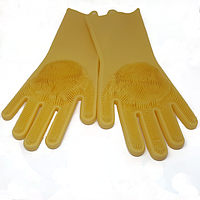 Силиконовые многофункциональные перчатки Magic brush