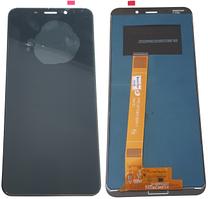 Дисплей для Meizu M6S, M712H с сенсорным экраном, черный