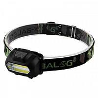 Налобный фонарь X-BALOG BL-2088 10W