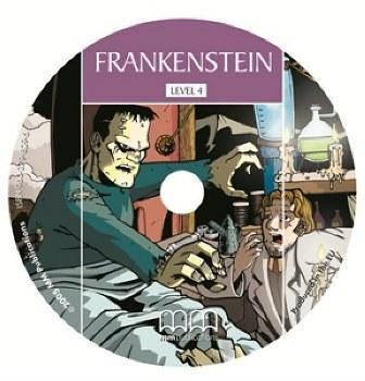 Graded Readers 4 Frankenstein Audio CD, фото 2