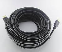 Кабель HDMI 15м v1.4 Tcom чёрный (5-0501-15)