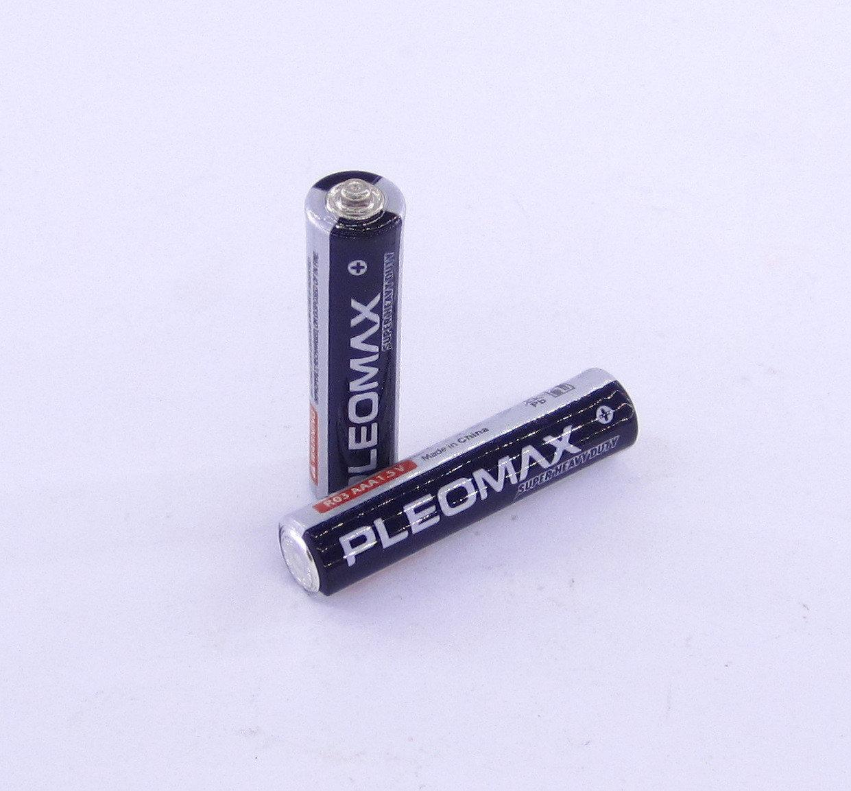 Батарейка Samsung Pleomax R03