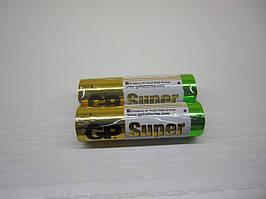 Батарейка Gp Super 1.5V LR6, AA, 15A alkaline