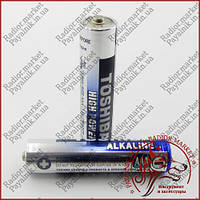 Батарейка TOSHIBA LR03 HIGH POWER alkaline, луженая, size AAA, (LRO3GCP)