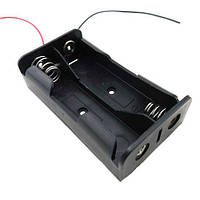 Касета для аккумуляторов Li-on 18650 2х