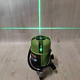 Лазерный уровень Нивелир ProCraft LE-5D (зеленый луч), фото 3