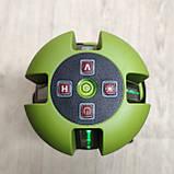 Лазерный уровень Нивелир ProCraft LE-5D (зеленый луч), фото 5