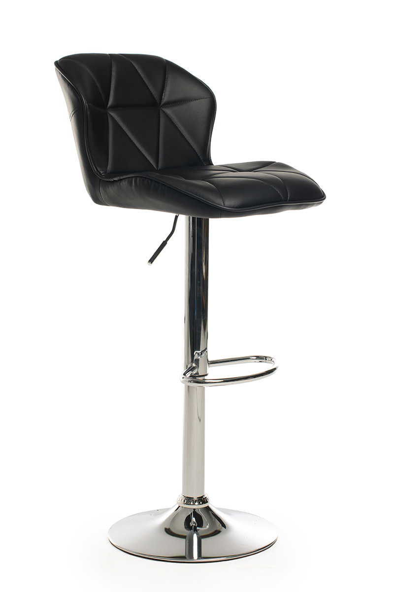 Барний стілець B-70 чорний