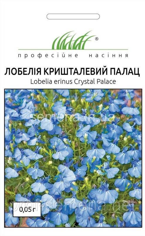Лобелія Кришталевий палац 0,05 г
