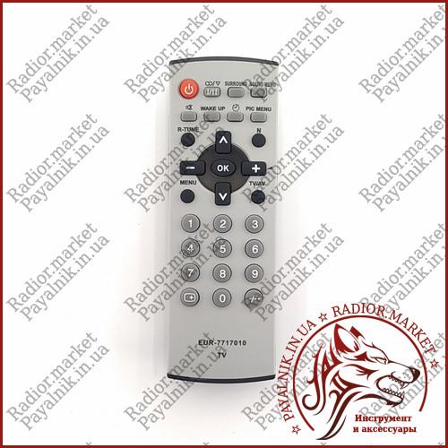 Пульт дистанционного управления для телевизора PANASONIC (модель EUR 7717010) (PH1176) HQ