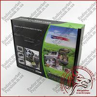 Блок питания универсальный 12-24V 5A + АЗУ 120w зеленая коробка