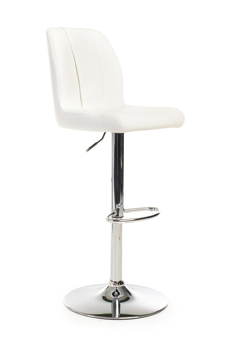 Барный стул B-110 белый