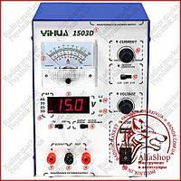 Лабораторный блок питания YIHUA 1503D, 15B, 3A 12-1406