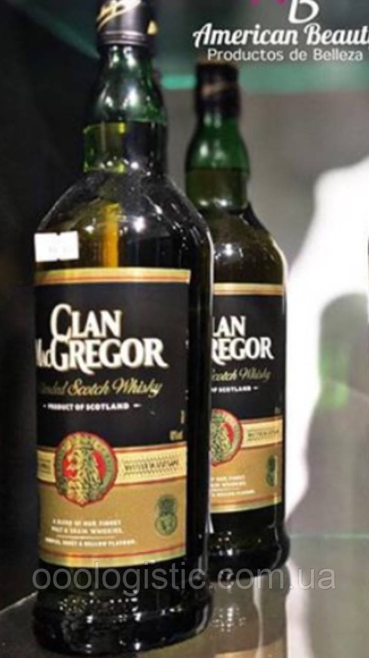 Clan macgregor 1 литр dity free