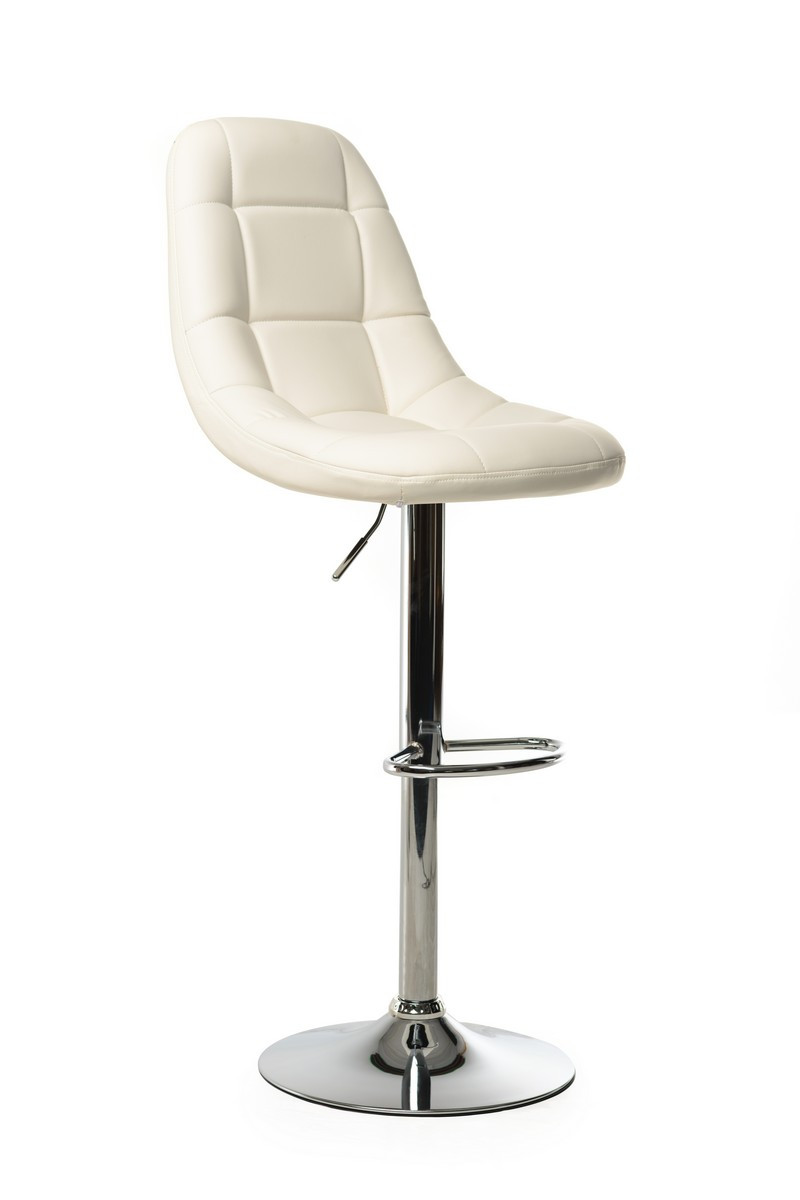 Барный стул В-45 белый
