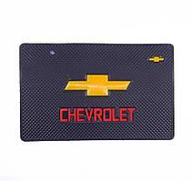 Автоковрик Chevrolet (185*120)