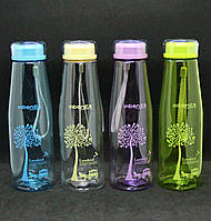 "Бутылка пласт ""Древо жизни"", 550 мл, ( Бутылка для воды)"