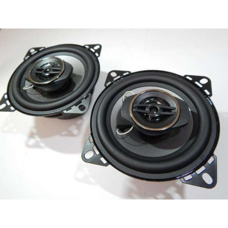 Авто акустика TS-1074 (4\'\', 3-х полос., 350W)